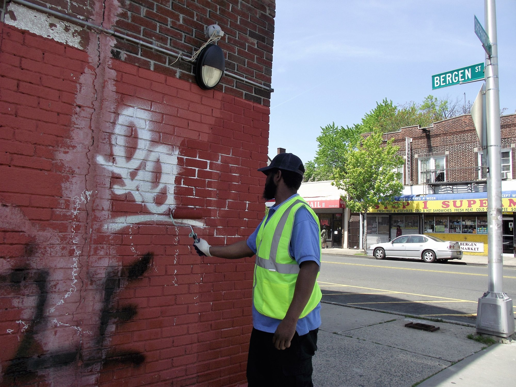 South Ward SID Contributes to a Cleaner Community & New Opportunities for Local Residents