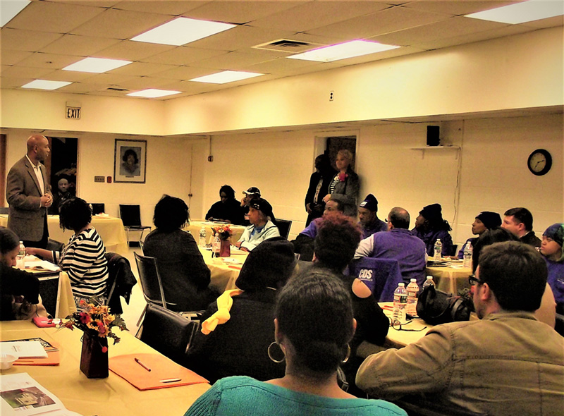 South Ward Stakeholders Participate in Meet & Greet Event Hosted by the Bergen-Lyons-Clinton Partnership