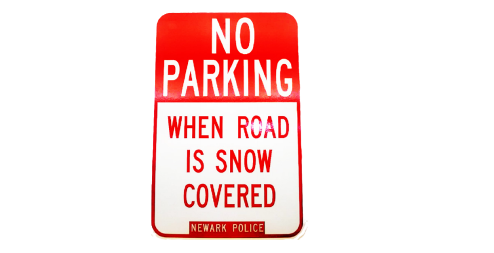 EMERGENCY SNOW ROUTES AND RULES