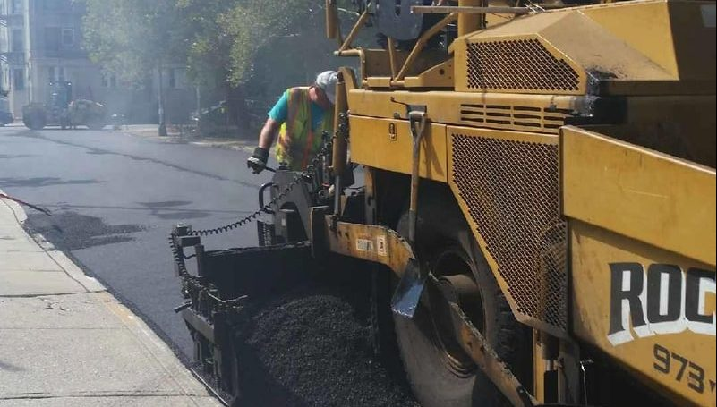 30 MILES OF NEWARK'S STREETS TO BE REPAVED IN 2018