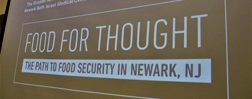 Food for Thought: The Path to Food Security in Newark