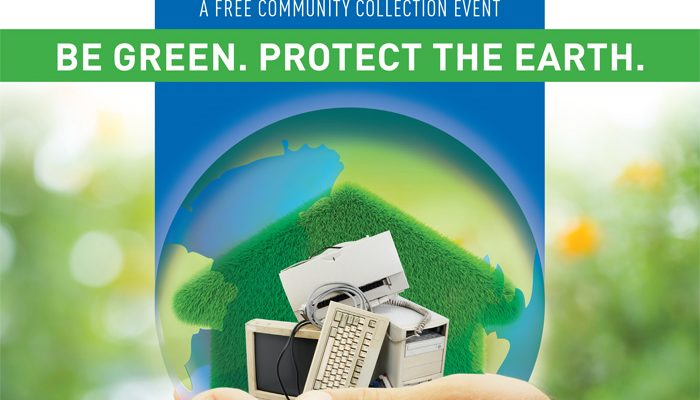 Electronic Waste Recycle Day