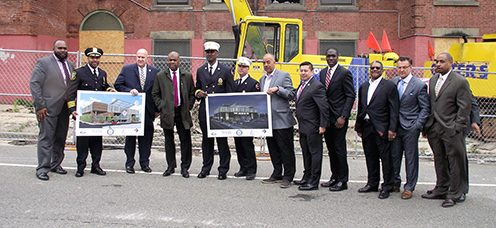 City of Newark to Build Police and Fire Safety Training Complex in South Ward SID