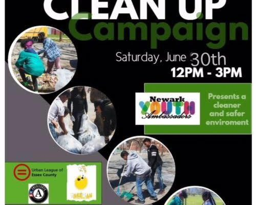 Youth Clean Up Campaign – Saturday, June 30th!