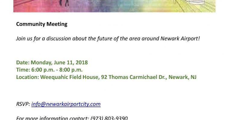 Community Meeting, June 11