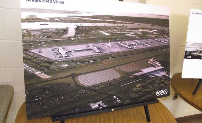 South Ward Community Reviews Plans for Newark Airport Redevelopment