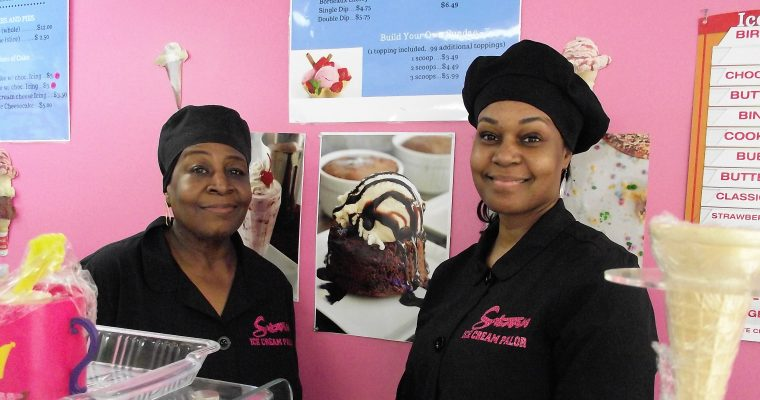 South Ward's Salaam Ice Cream Parlor Celebrates First Anniversary on August 25th